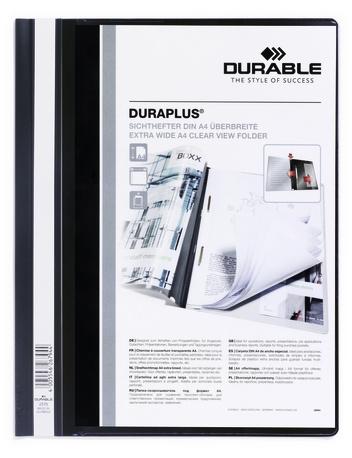 Durable 257901 - Angebotshefter - Schnellhefter - überbreite