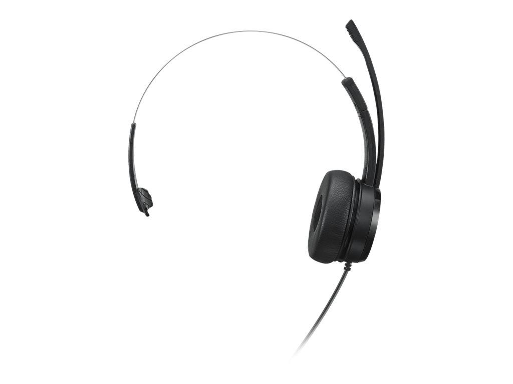 Lenovo 100 - Headset - On-Ear - kabelgebunden