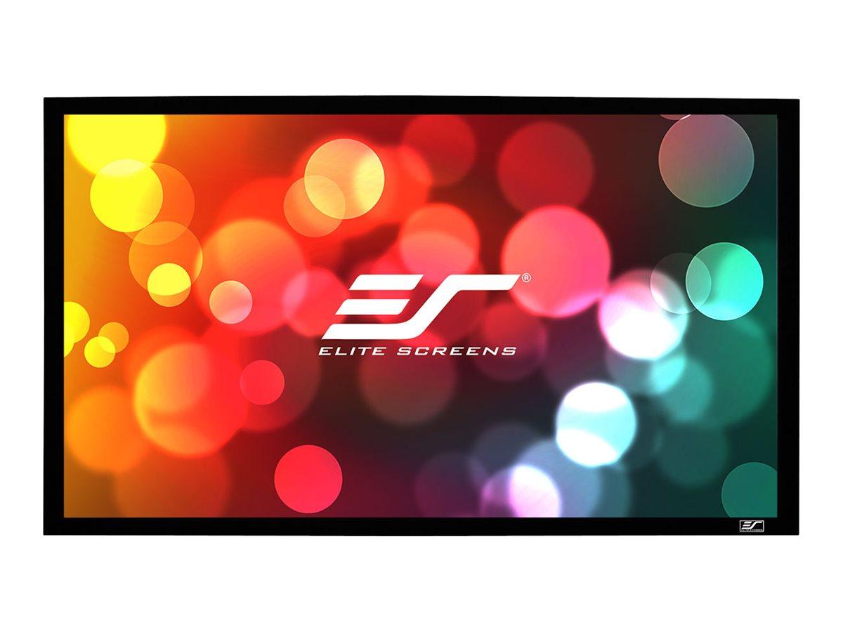 Elite Screens Elite SableFrame ER150WH1 - Leinwand - geeignet für Wandmontage - 381 cm (150 Zoll)