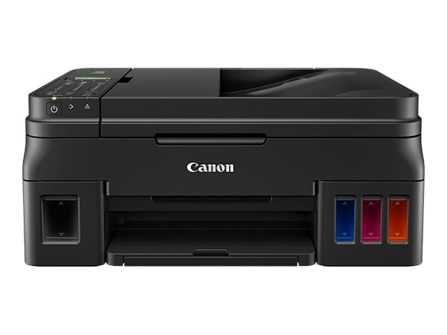 Canon PIXMA G4511 - Multifunktionsdrucker - Farbe - Tintenstrahl - Refillable - A4 (210 x 297 mm)