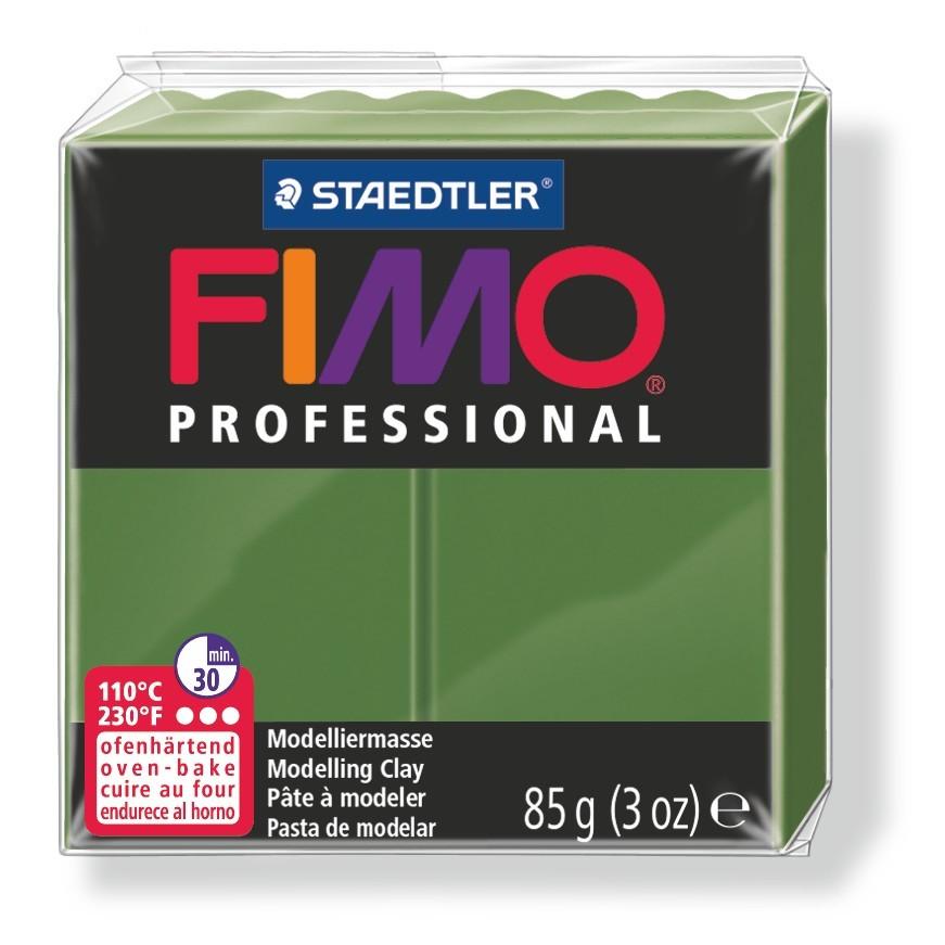 STAEDTLER FIMO 8004-057 - Knetmasse - Olive - 1 Stück(e) - 1 Farben - 110 °C - 30 min