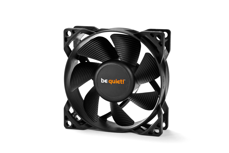 Be Quiet! PURE WINGS 2 - 80mm Computergehäuse Ventilator