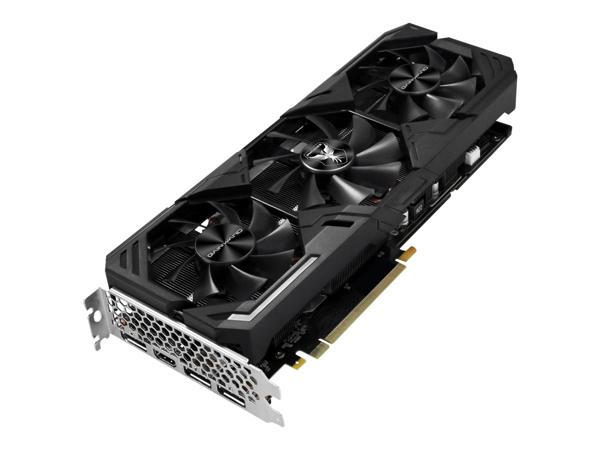 Vorschau: Gainward Geforce RTX 2070 SUPER Phoenix V1 - Grafikkarten