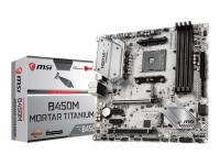B450M MORTAR TITANIUM - Mainboard - mATX