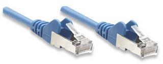 Intellinet 330503 1m Blau Netzwerkkabel