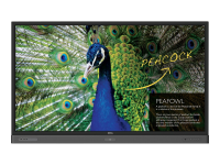 RP860K Interactive flat panel 86Zoll LED 4K Ultra HD Schwarz