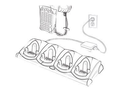 Zebra Docking Cradle (Anschlußstand)