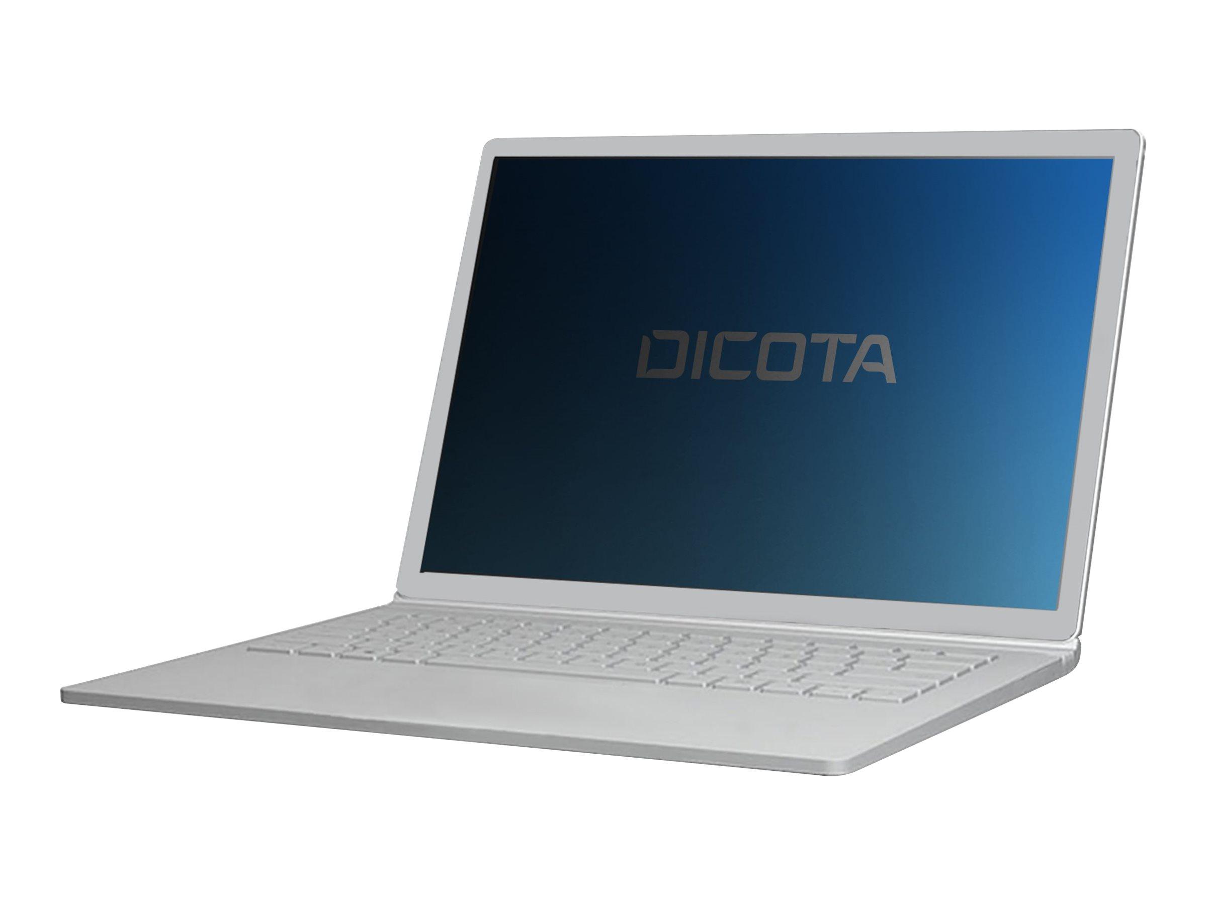 """Vorschau: Dicota Secret - Blickschutzfilter für Notebook - 4-Wege - klebend - 35.6 cm (14"""")"""