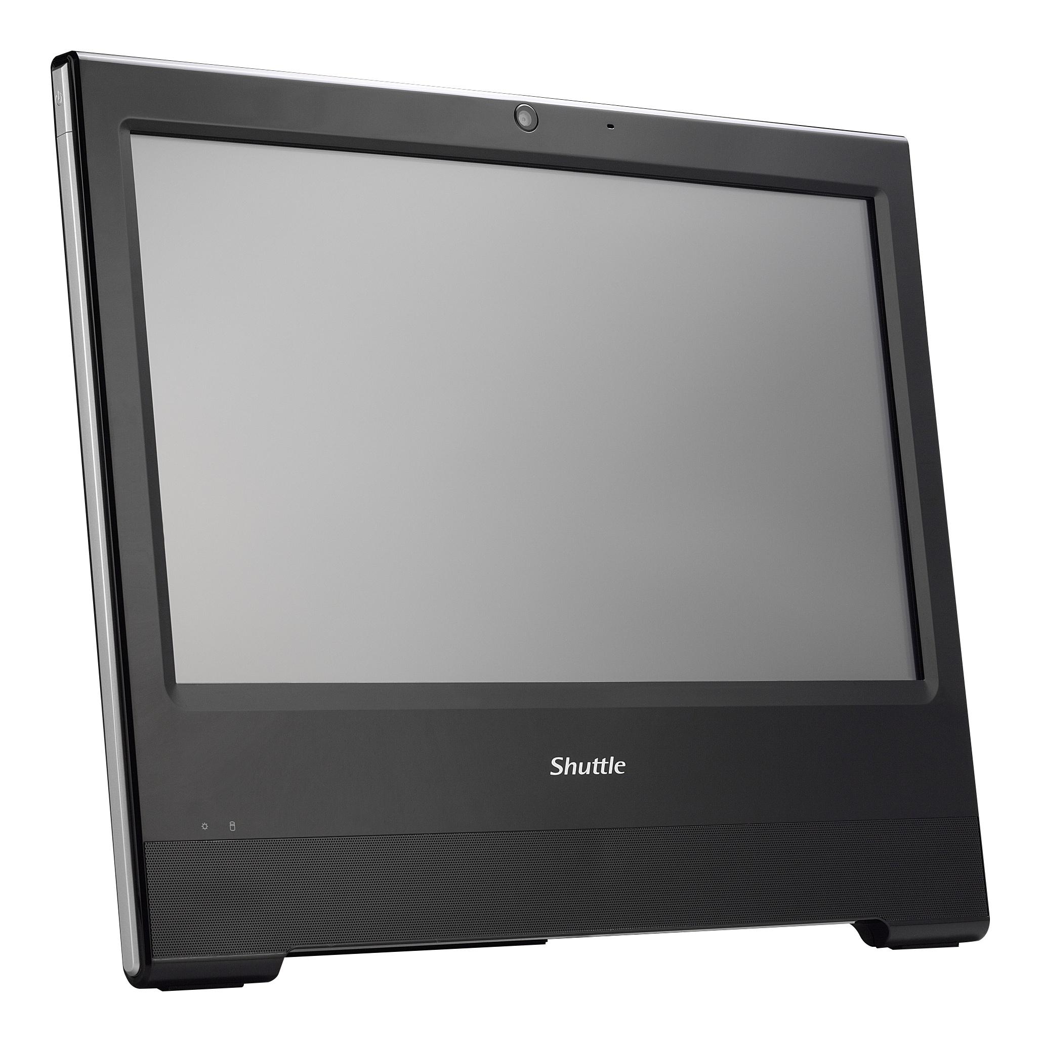 Shuttle XPC X5060XA 1.8GHz 3865U 15.6Zoll 1366 x 768Pixel Touchscreen Schwarz All-in-One-PC