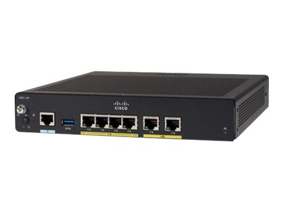 Cisco Integrated Services Router 931 - Router