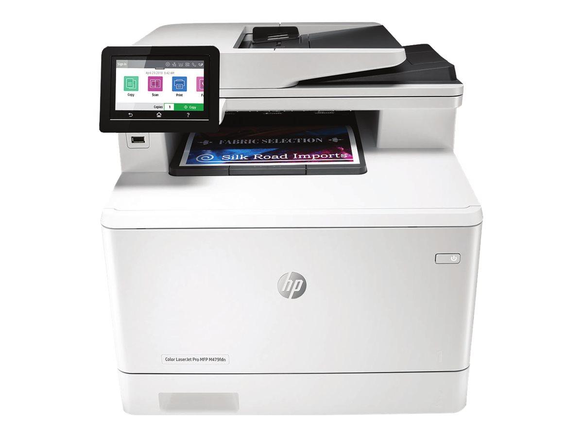 HP Color LaserJet Pro MFP M479fdn - Multifunktionsdrucker - Farbe - Laser - Legal (216 x 356 mm)