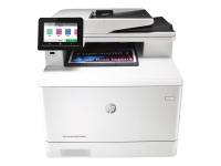Color LaserJet Pro M479fdn - Laser - Farbdruck - 600 x 600 DPI - Farbkopieren - 300 Blätter - A4