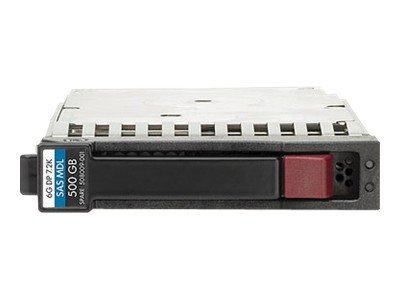 HP 500GB 6G 7.2K SFF 2.5inch SAS DP Midline HDD (507610-B21) - REFURB