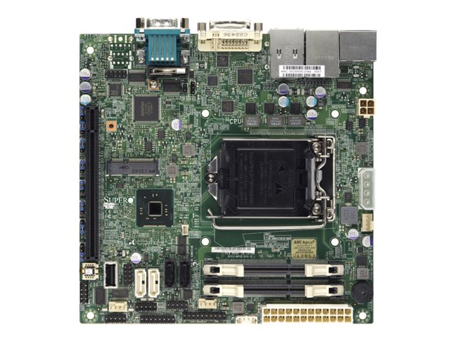 Supermicro X10SLV-Q - Motherboard