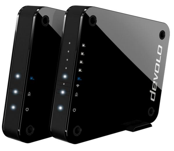 Devolo GigaGate Starter Kit Network bridge 1733 Mbit/s Ethernet LAN Black