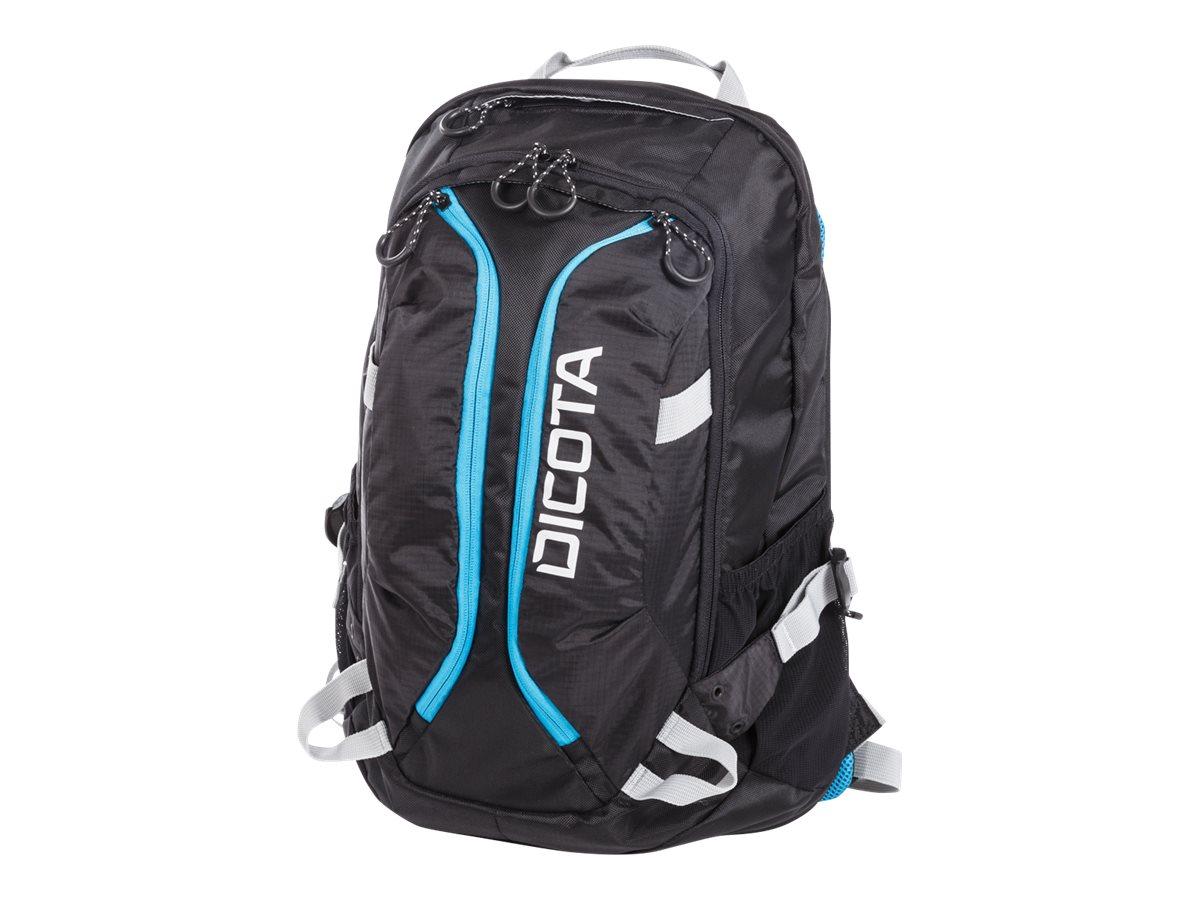 "Dicota Active Laptop Bag 15.6"" - Notebook-Rucksack - 39.6 cm (15.6"")"