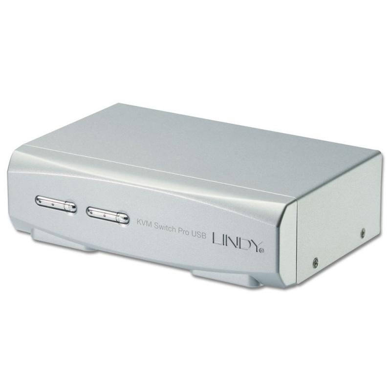 Lindy 39330 Tastatur/Video/Maus (KVM) Switch
