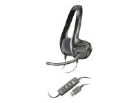 .Audio 628 Binaural Kopfband Schwarz