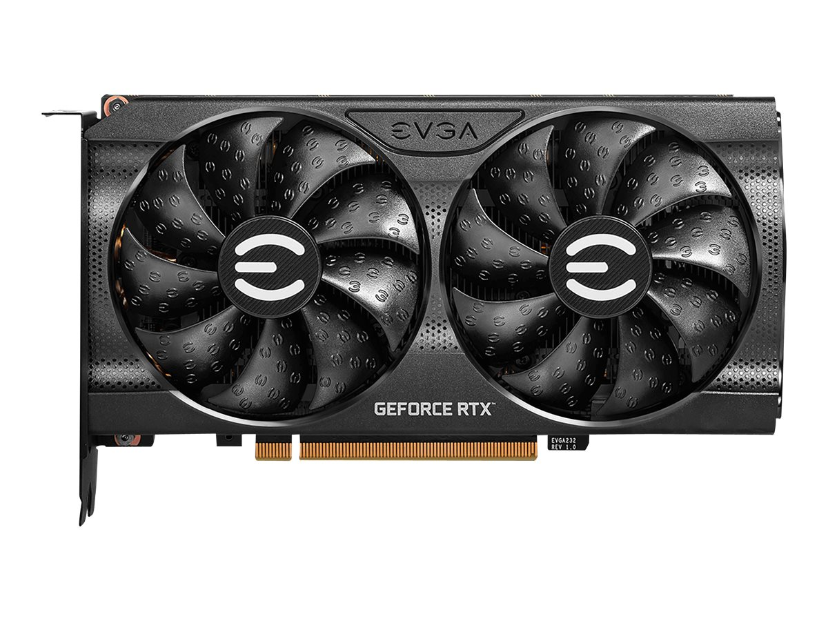 EVGA GeForce RTX 3060 XC BLACK GAMING - Grafikkarten