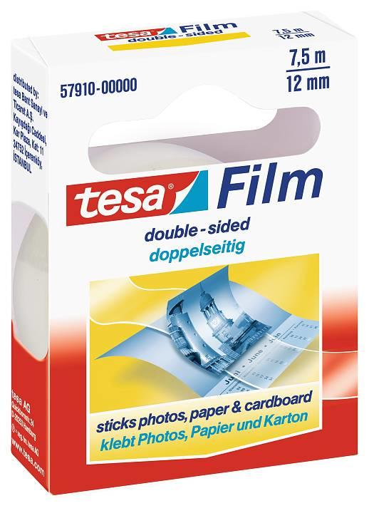 Tesa 57910 - Transparent - Verpackung - Polypropylen (PP) - 7,5 m - 12 mm