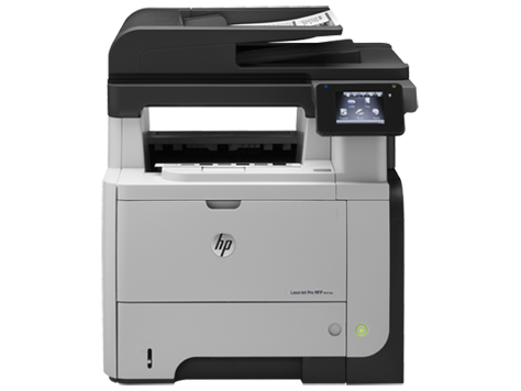 HP LaserJet Pro M Laser/LED-Druck Kopierer - s/w - 14 ppm - USB, USB 2.0 RJ-45