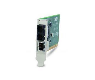 Allied Telesis AT-MC102XLPCI Eingebaut 100Mbit/s 1310nm Multi-Modus Grün - Grau Netzwerk Medienkonverter