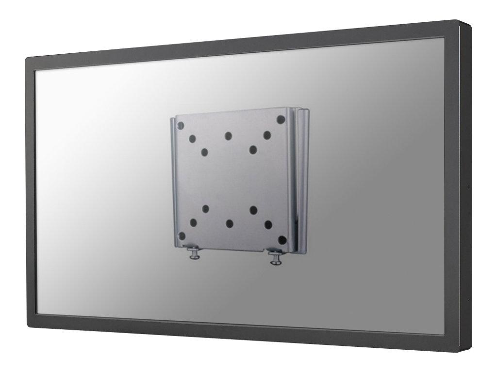 """NewStar FPMA-W25 - Wandhalterung für LCD-Display - verriegelbar - Silber - Bildschirmgröße: 25.4-76 cm (10""""-30"""")"""