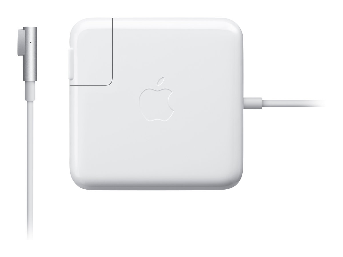 """Apple MagSafe - Netzteil - 60 Watt - Europa - für MacBook 13.3"""" (Early 2006; Late 2006; Mid 2007; Early 2008; Late 2008; Early 2009)"""