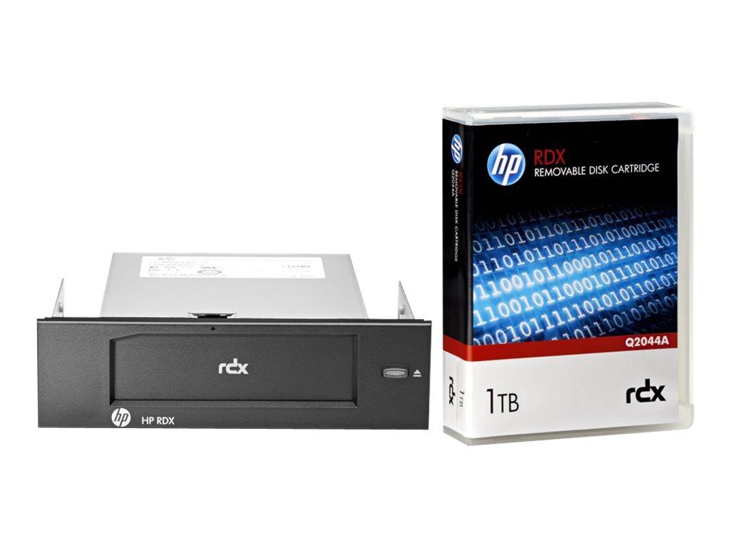 HP RDX1TB USB3.0 Int Disk Backup System (B7B67A)