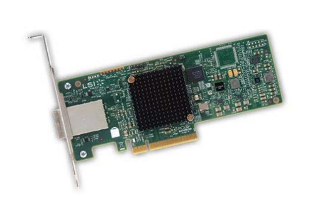 Fujitsu PSAS CP400e PCI Express x8 3.0 12Gbit/s RAID-Controller
