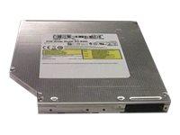 4XA0Q41075 Optisches Laufwerk Eingebaut Schwarz - Grau DVD-ROM