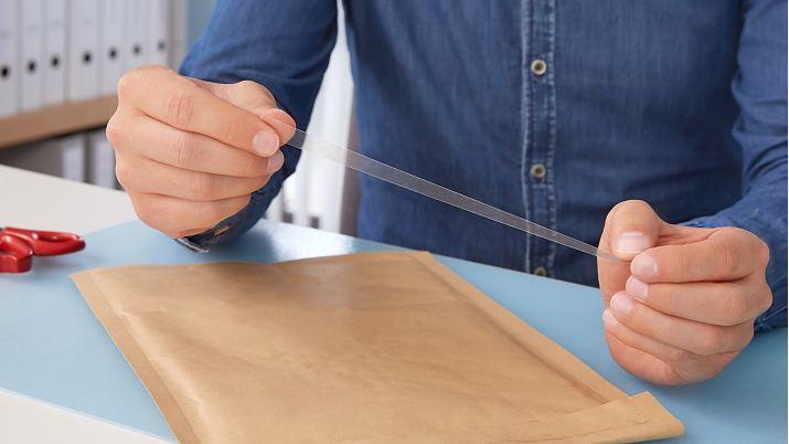 Tesa 57376 - 33 m - Transparent - PVC - 15 mm - Box - 10 Stück(e)