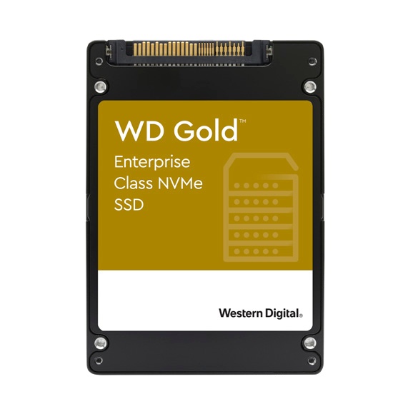 """WD Gold Enterprise-Class SSD WDS192T1D0D - Solid-State-Disk - 1.92 TB - intern - 2.5"""" (6.4 cm)"""