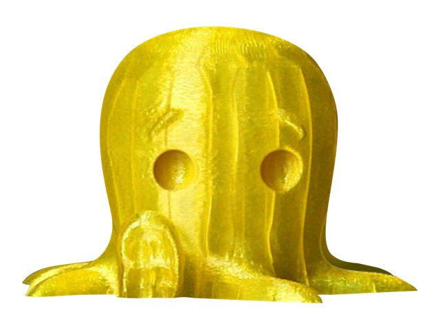 MakerBot PLA-Filament 1 Translucent Yellow 227g