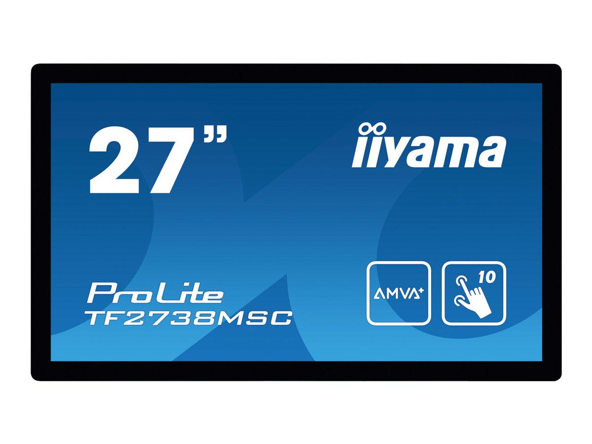 "Iiyama ProLite TF2738MSC-B1 - LED-Monitor - 68.6 cm (27"")"