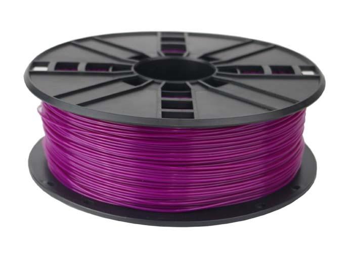 Gembird 3DP-PLA1.75-01-PR - Polyacticsäure (PLA) - Violett - 5 kJ/m² - 45 MPa - 200 °C - 1 kg