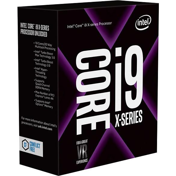 Intel Core i9 9820X X-series - 3.3 GHz - 10 Kerne