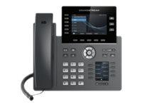 Grandstream GRP2616 - VoIP-Telefon mit Rufnummernanzeige/Anklopffunktion - IEEE 802.11a/b/g/n/ac (Wi-Fi)