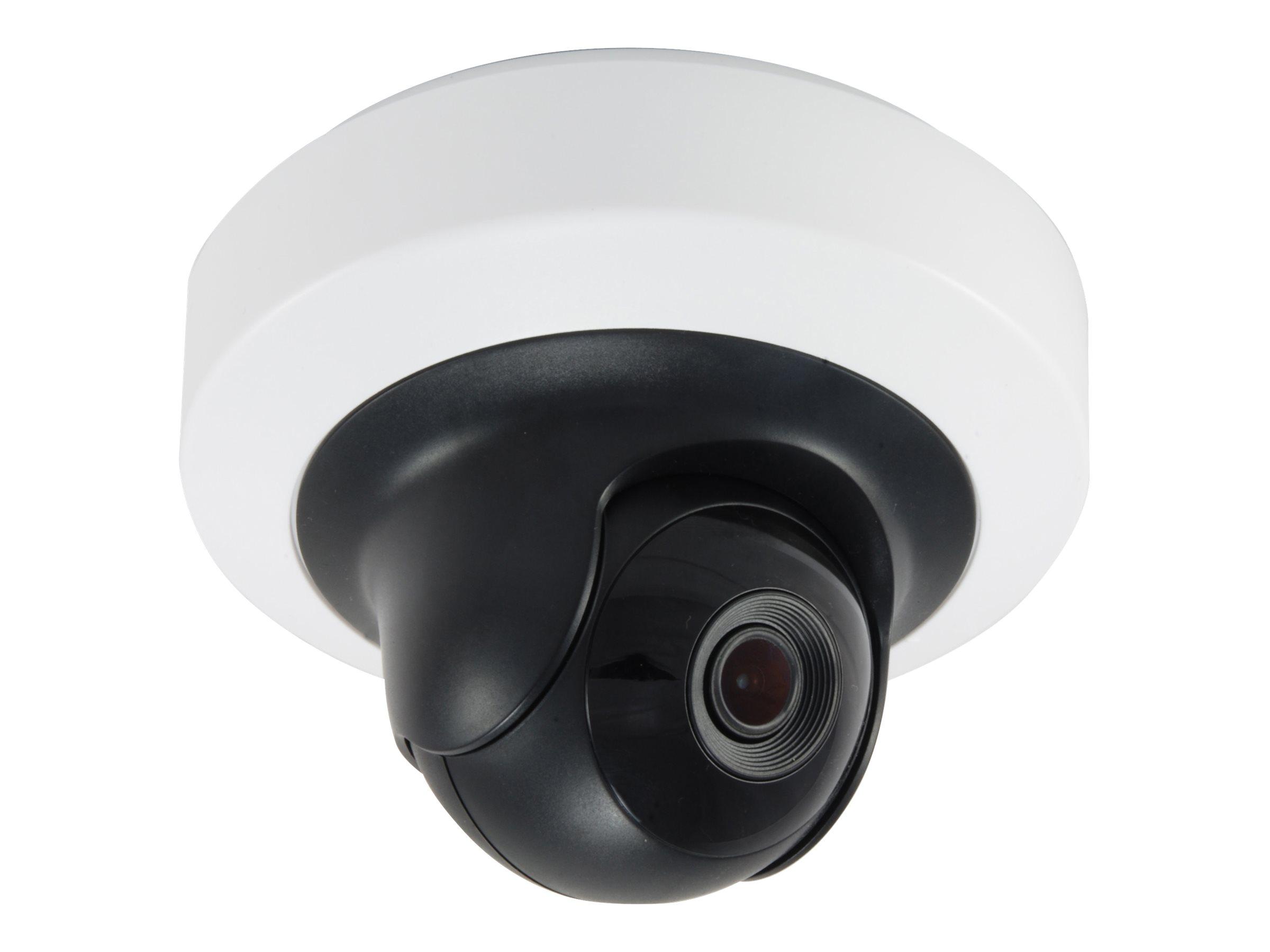 LevelOne FCS-4103 - Netzwerk-Überwachungskamera - schwenken / neigen - Farbe (Tag&Nacht)
