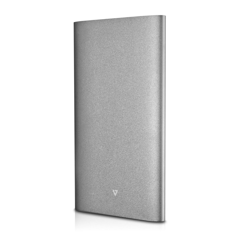 V7 Select Ultra-Slim PB10000P - Ladegerät Li-Pol 10000 mAh - 21 Watt