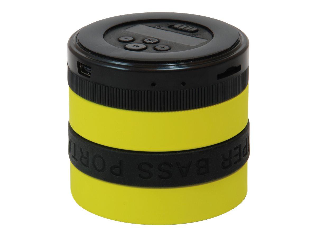 Conceptronic CSPKBTSBY - Lautsprecher - tragbar - Bluetooth 2.1