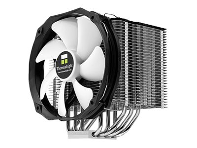 Thermalright Macho Rev.B - Prozessor-Luftkühler - (für: LGA775, LGA1156, AM2, AM2+, LGA1366, AM3, LGA1155, AM3+, LGA2011, FM1, FM2, LGA1150, FM2+, LGA2011-3)