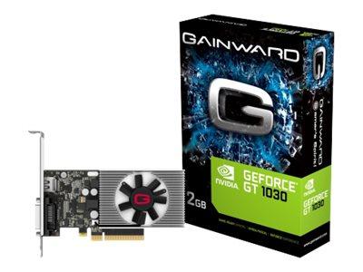 Gainward GeForce GT 1030 - Grafikkarten - GF GT 1030