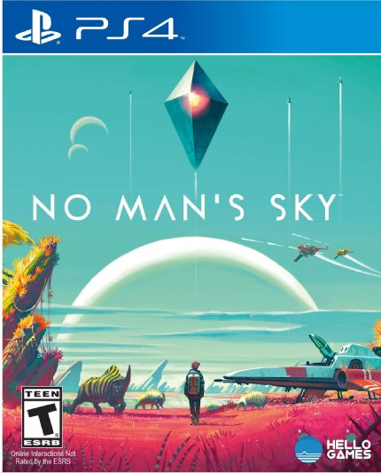 Image of Sony No Man's Sky - PlayStation 4