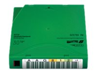 HPE RW Data Cartridge - LTO Ultrium 8 - 12 TB / 30 TB