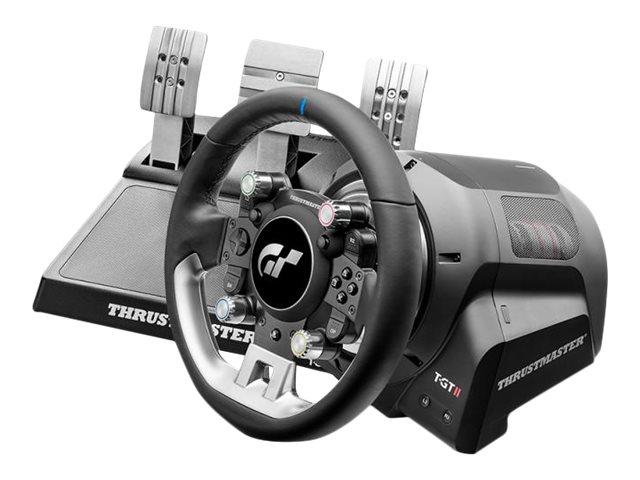 ThrustMaster T-GT II - Lenkrad- und Pedale-Set