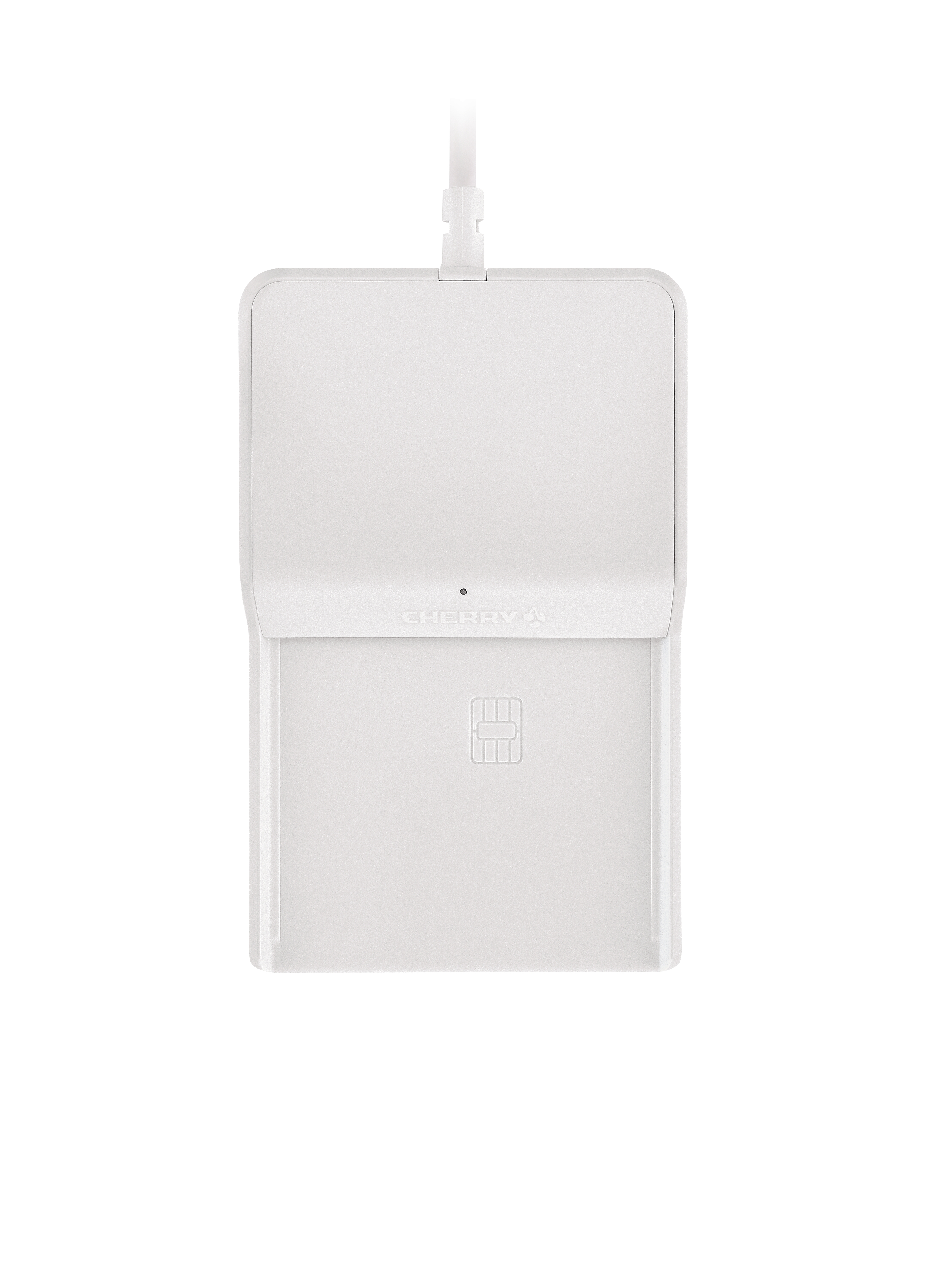 Cherry TC 1100 Innenraum USB 2.0 Grau Smart-Card-Lesegerät