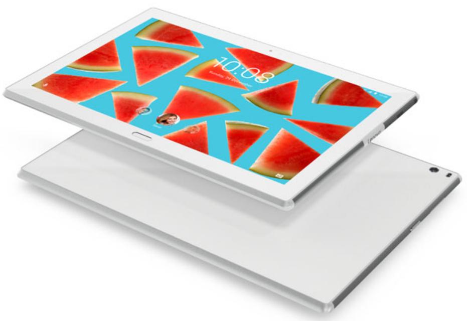 Lenovo TAB 4 10 Plus 64GB 4G Weiß Tablet