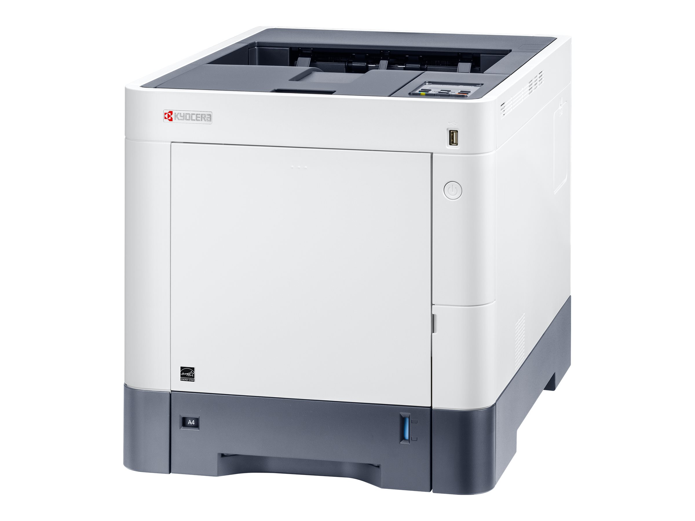 Kyocera ECOSYS P6230cdn - Drucker - Farbe - Duplex - Laser - A4/Legal - 1200 x 1200 dpi - bis zu 30 Seiten/Min. (einfarbig)/
