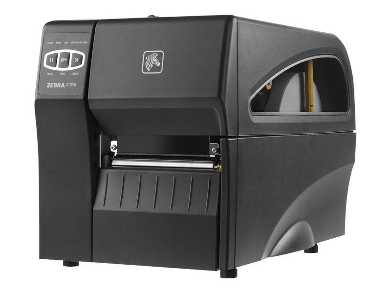 Zebra ZT220 - Etikettendrucker - Thermopapier - Rolle (11,4 cm)